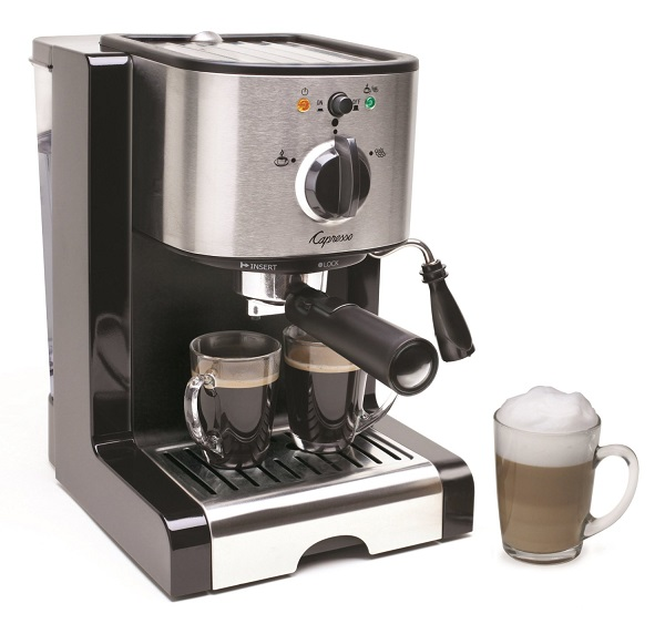 Capresso EC100 Pump Espresso and Cappuccino Machine Review