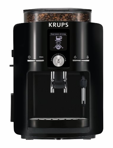 KRUPS EA8250 Espresseria Fully Automatic Espresso And Cappuccino Machine Review