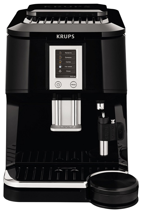 KRUPS EA8442 Falcon Fully Automatic Espresso Machine Review