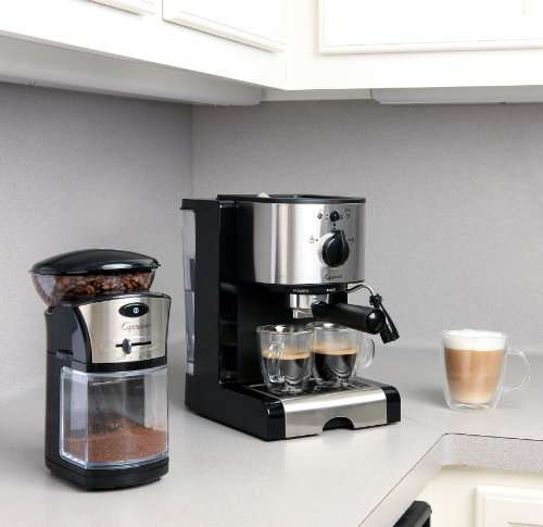 My Experience with Capresso EC100 Pump Espresso and Cappuccino Machine