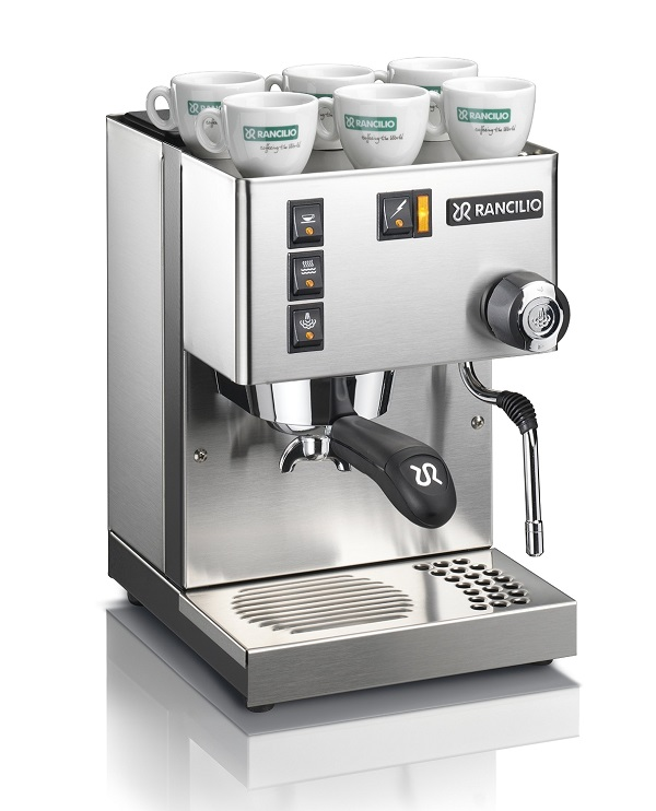 Rancilio Silvia Espresso Machine Review