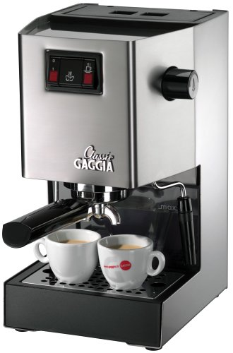 Best Espresso Machine under 500 - Gaggia 14101 Classic Espresso Machine