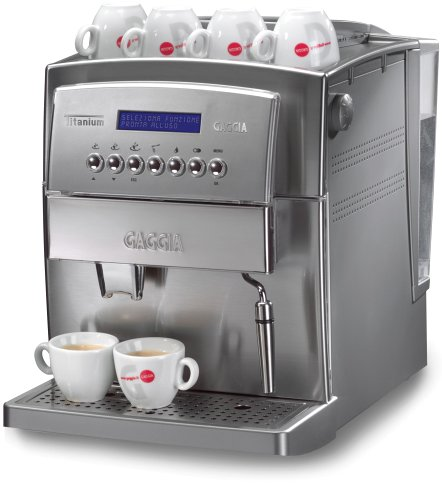 Gaggia 90500 Titanium Review - Why its might be best?