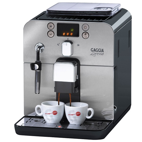 Best espresso machine under 500 - Gaggia Brera Super Automatic Espresso Machine Review