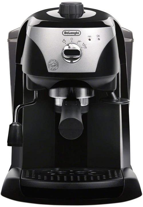 DeLonghi EC220b 15-Bar Pump Driven Espresso Maker