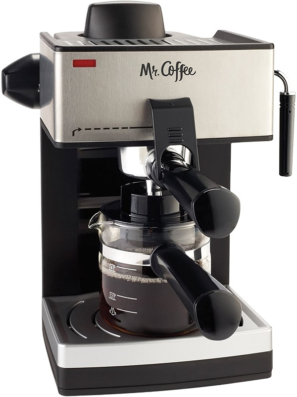 Coffee ECM160 4-Cup Steam Espresso Machine