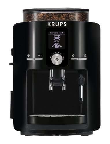 KRUPS EA8250 Espresseria Fully Automatic Espresso Machine