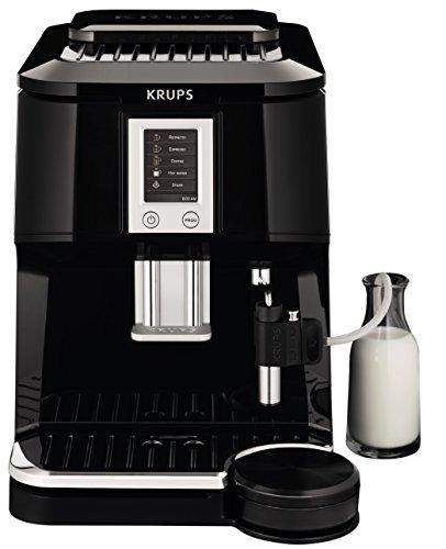 KRUPS EA8442 Falcon Fully Automatic Espresso Machine Review
