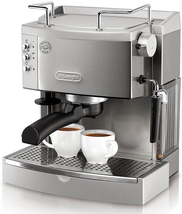DeLonghi EC702 15-Bar-Pump Espresso Maker