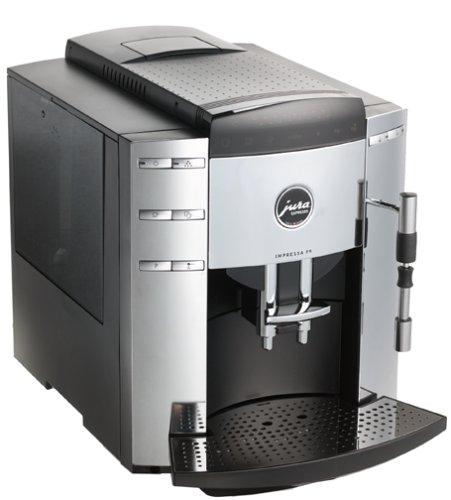 Best Super Automatic Espresso Machine - Jura-Capresso Impressa F9 Fully Automatic Coffee and Espresso Center