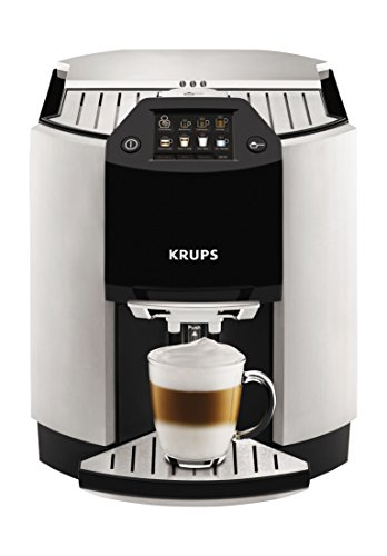 Best Super Automatic Espresso Machine - KRUPS EA9010 Barista One-Touch Cappuccino Fully Automatic Machine