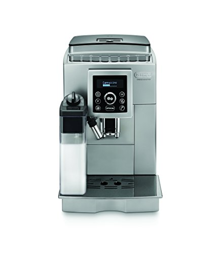 Best Super Automatic Espresso Machine - DeLonghi ECAM23460S Digital Super Automatic Machine with Lattecrema System