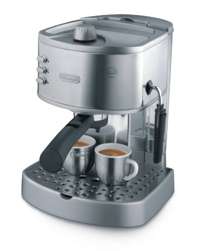 Best espresso machine under 300 - DeLonghi EC330-s Pump Espresso Maker