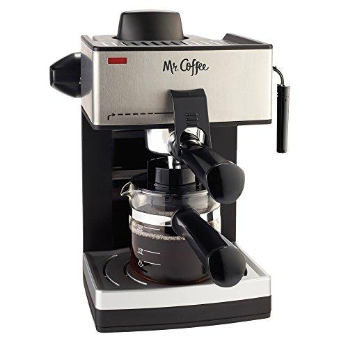 Best home espresso machine - Coffee ECM160 4-Cup Steam Espresso Machine