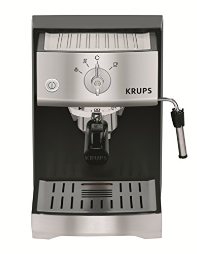 Best espresso machine under 300 - KRUPS XP5220 Pump Espresso Machine with KRUPS Precise Tamp Technology