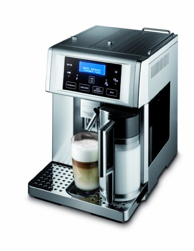 Best Super Automatic Espresso Machine - DeLonghi ESAM6700 Gran Dama Avant Touch-Screen Super-Automatic Espresso Machine