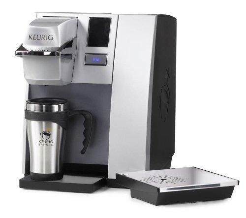 Best espresso machine under 300 - Keurig K155 Commercial Brewing System with Bonus K-Cup Portion Trial Pack