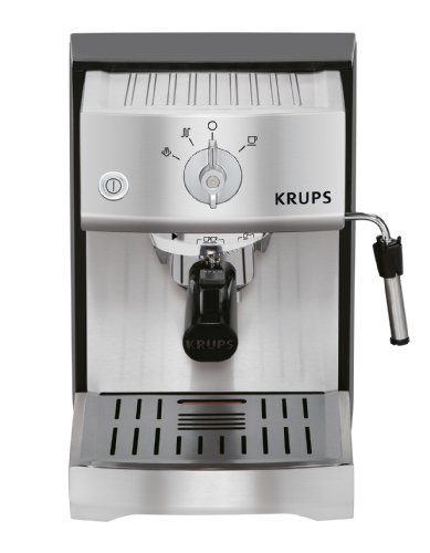 Best espresso machine under 300 - KRUPS XP5240 Pump Espresso Machine with KRUPS Precise Tamp Technology