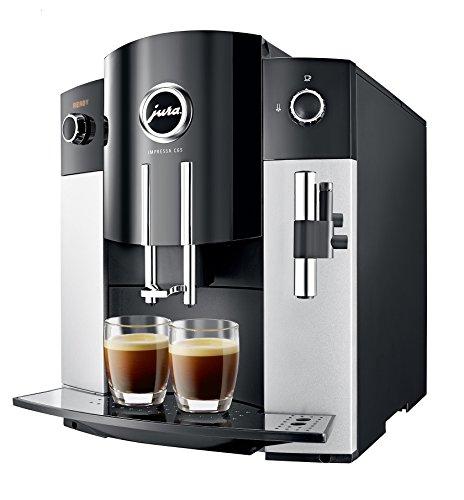 Best Super Automatic Espresso Machine - Jura IMPRESSA C65 Automatic Coffee Machine, Platinum
