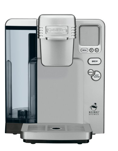 Best espresso machine under 300 - Cuisinart SS-700 Single Serve Brewing System