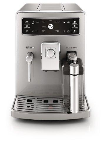 Best Super Automatic Espresso Machine - SAECO HD8954/47 Philips Xelsis EVO Fully Automatic Espresso Machine
