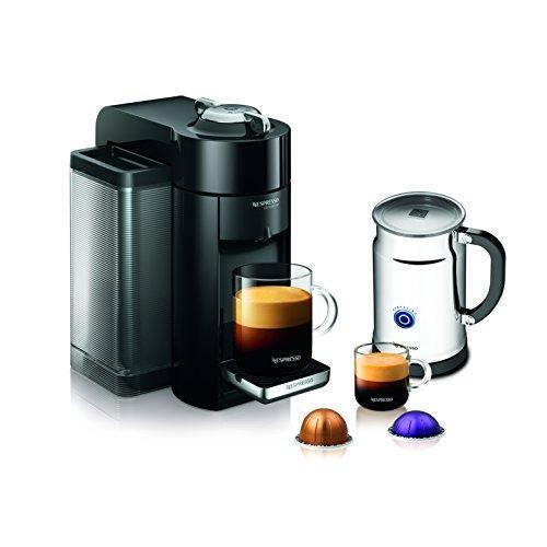 Best espresso machine under 300 - Nespresso A+GCC1-US-BK-NE VertuoLine Evoluo Deluxe Coffee & Espresso Maker