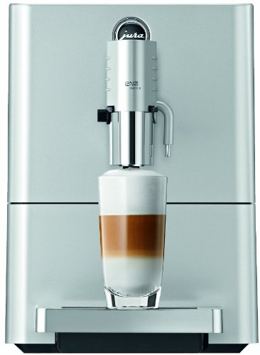 Best Super Automatic Espresso Machine - Jura ENA Micro 9 One Touch Automatic Coffee Machine