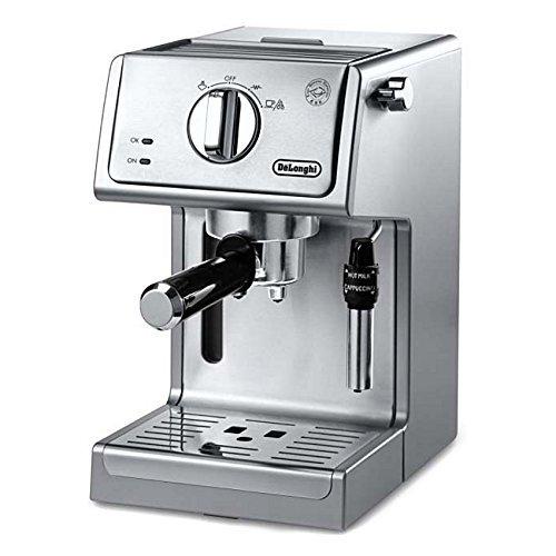 Best home espresso machine - DeLonghi ECP3630 15 Bar Pump Espresso and Cappuccino Machine