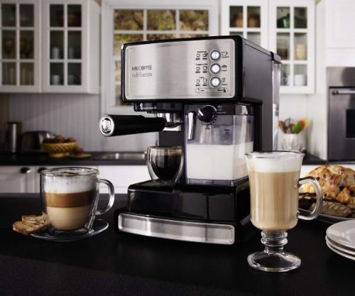 Mr Coffee BVMC ECMP1000 Espresso Maker Review