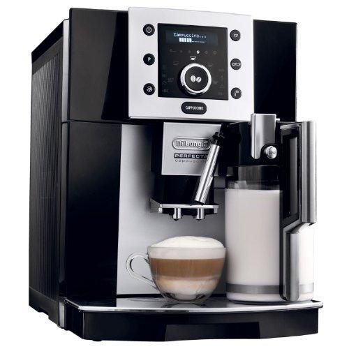 Best Super Automatic Espresso Machine - Delonghi ESAM5500B Perfecta Digital Super-Automatic Espresso Machine