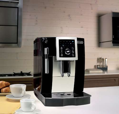 Features and benefits of the DeLonghi ECAM23210B Compact Magnifica