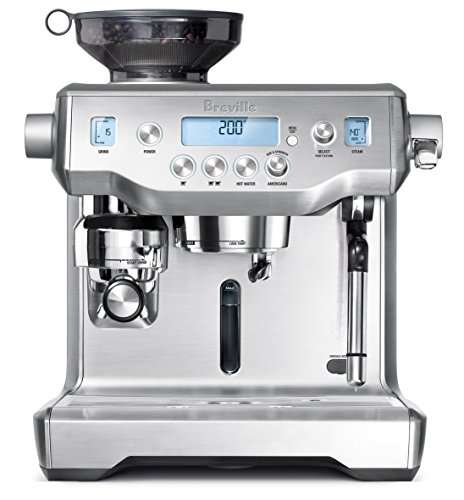 How does the Breville Oracle Espresso Machine compare