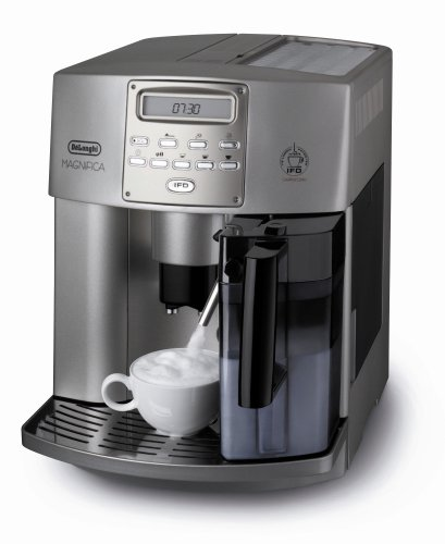 DeLonghi ESAM3500.N Magnifica Digital Super-Automatic Espresso machine review