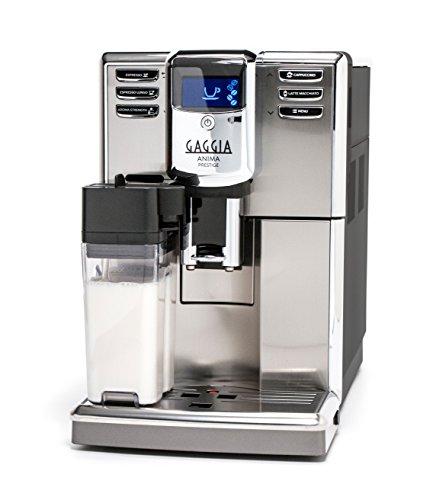 Comparison Gaggia 1003380 Accademia vs Gaggia Anima Prestige Coffee Maker