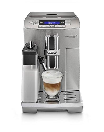 Best latte machine: Delonghi ECAM28465M Prima Donna Espresso Machine Review