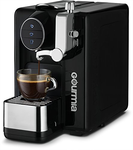 Best latte machine: Gourmia GCM6500 One Touch Automatic Espresso And Latte Maker Review