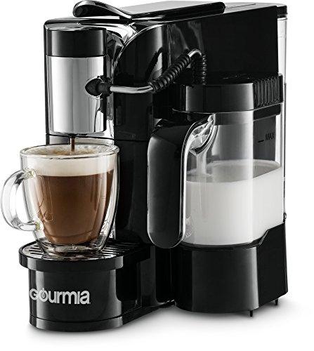 Best latte machine: Gourmia GCM5500 - 1 Touch Espresso Machine