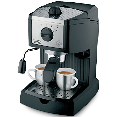 best cappuccino maker: De' Longhi EC155 Review