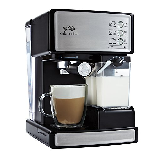 best cappuccino maker: Mr. Coffee ECMP1000 Review