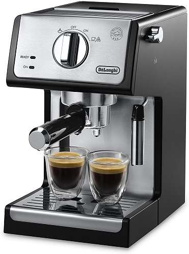 DeLonghi ECP3420 Espresso and Cappuccino Machine Review