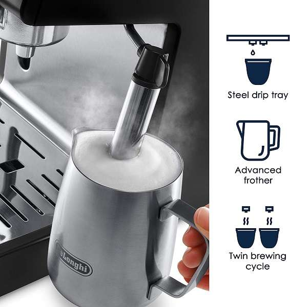 What users saying about DeLonghi ECP3420 Espresso Machine