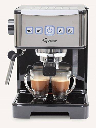 Capresso Ultima Pro Espresso Maker Review