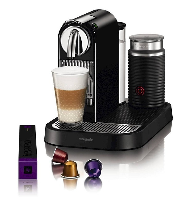 Nespresso D121-US4-BK-NE1 Review