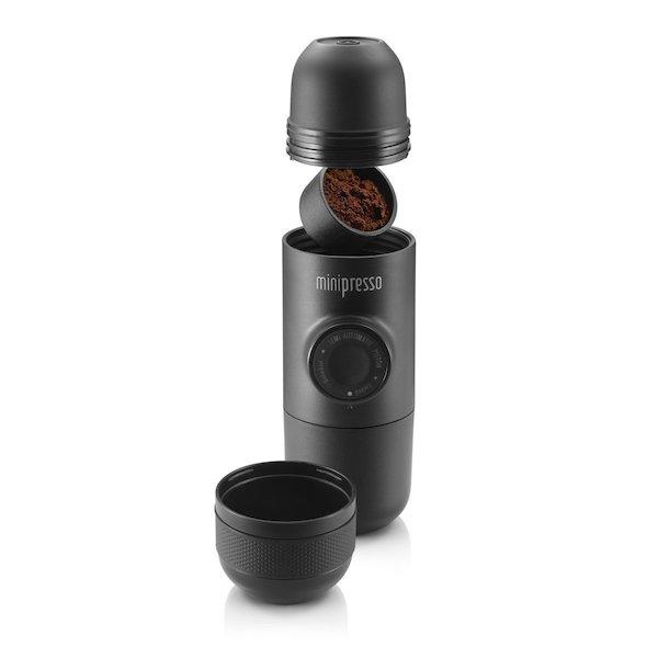 MiniPresso GR Espresso Maker Review 2