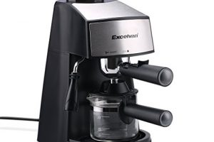 Excelvan CM6811 Steam Espresso Review - Does users satisfied?