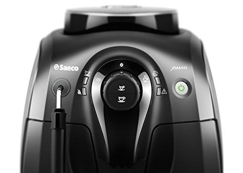 Saeco HD8645-47 X-Small Vapore Espresso Machine Performance Review