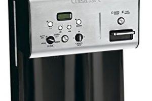 Cuisinart CHW-12 Coffee Plus Review