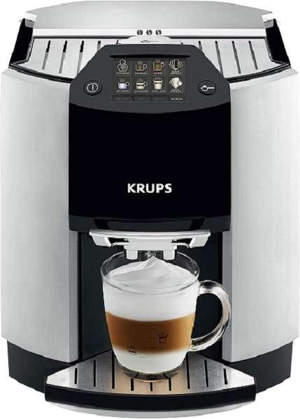 KRUPS EA9010 Fully Automatic Cappuccino Espresso Maker