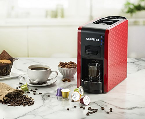 What users saying about Gourmia GCM7000 Multi Capsule Espresso