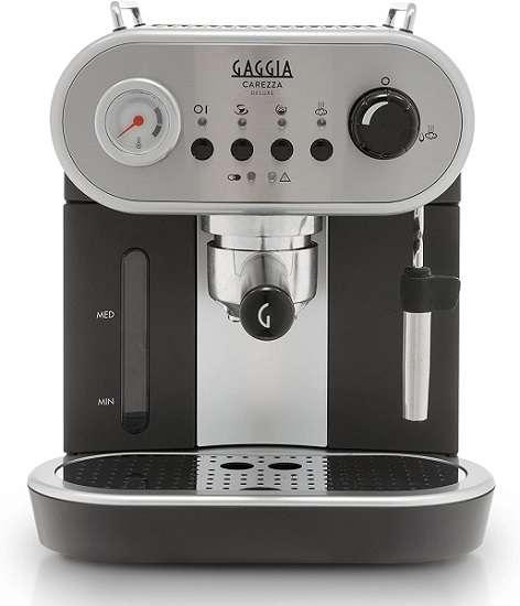 Gaggia Carezza De LUXE Espresso Machine